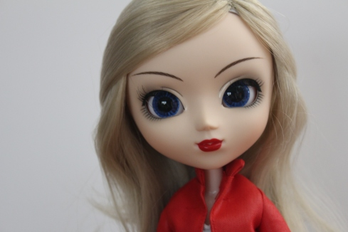 Pullip Select Melissa Face aka my new Emma Swan Pullip