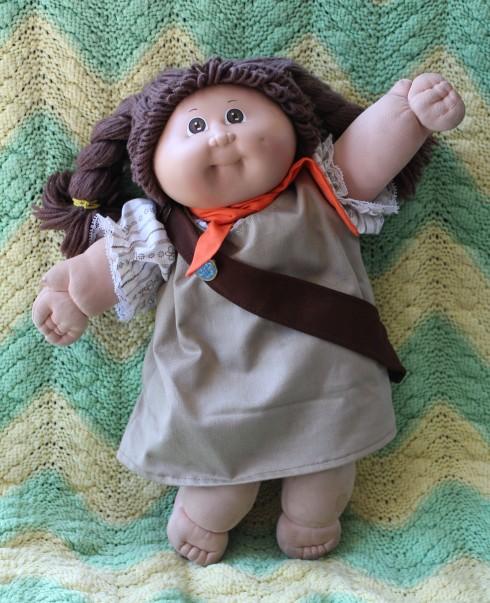 Cabbage Patch Kid, Elizabeth Ann