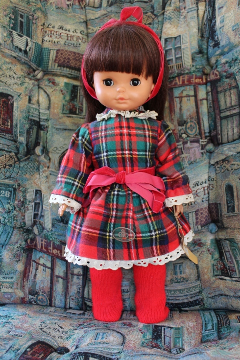 West German Doll made by the Germany Toy Company GTC