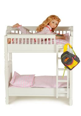 Sleepover Fun Bunk Bed