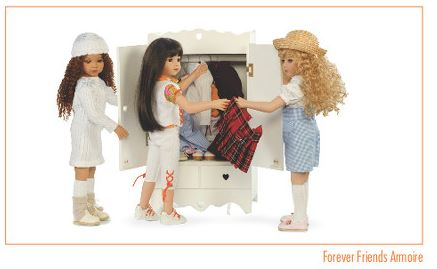 Friends Forever Armoire