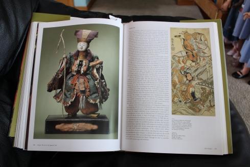 """Koseki Ko, 19th century, 18"""" tall-- page 190"""