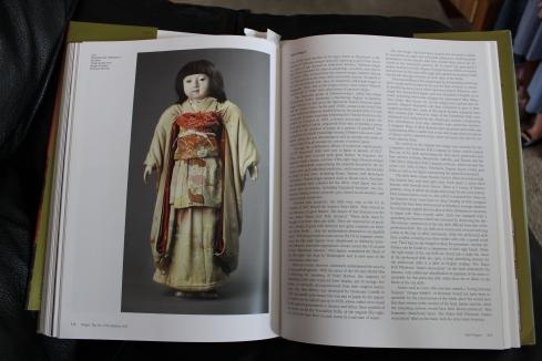 "Miss Kantoshu (Manchuria), 1927, 32"" tall-- page 218"