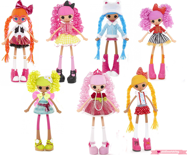 dolly review lalaloopsy girls peanut big top confessions of a
