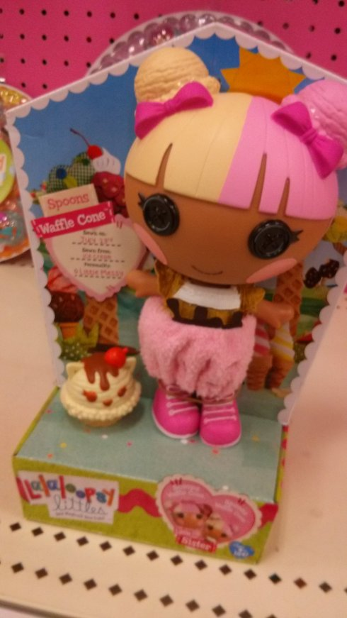 Little Lalaloopsy