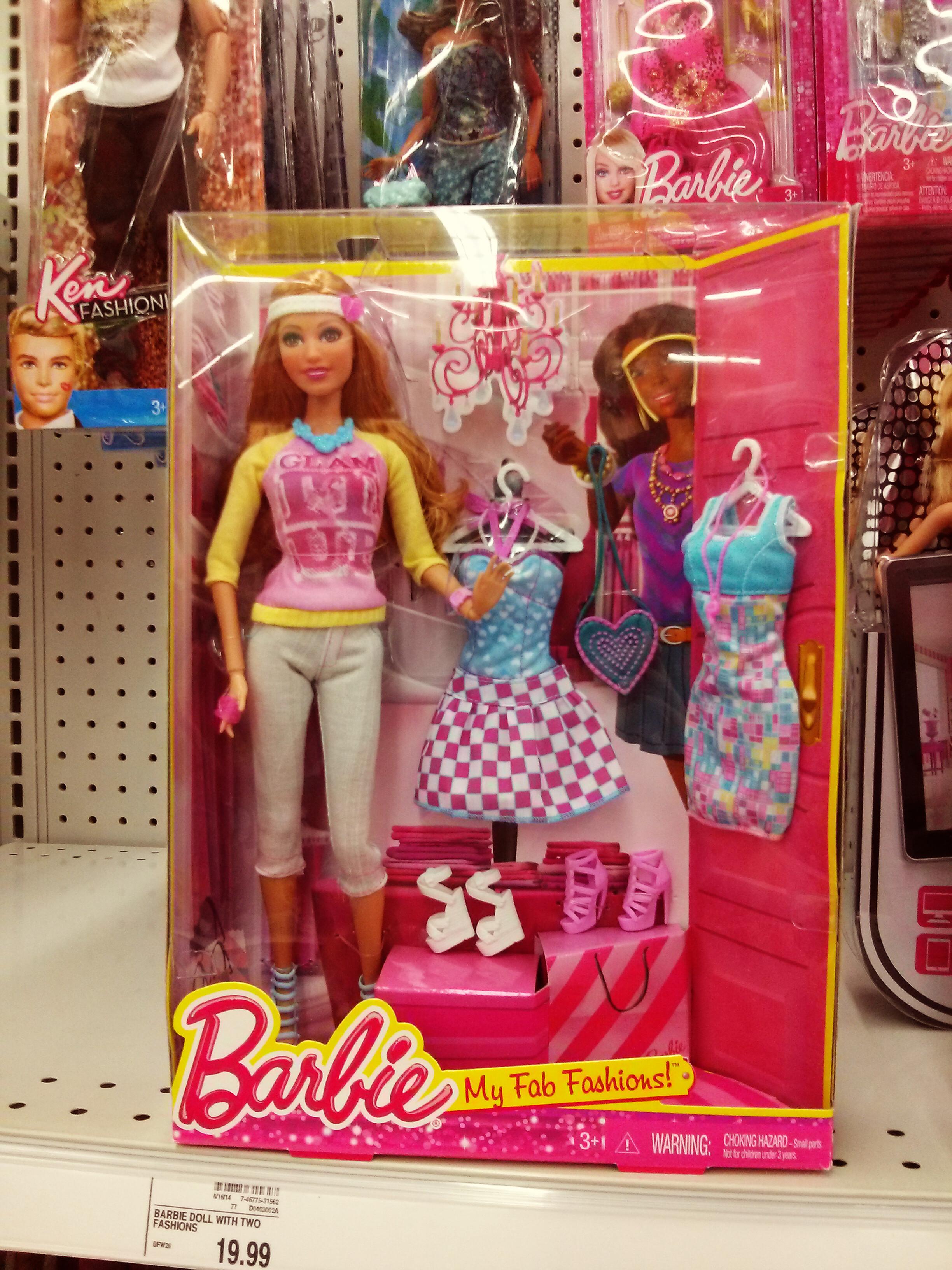 Barbie my Fab Secret Diary Barbie my Fab Fashions Summer