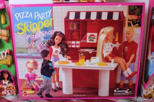 Pizza Hut Play Set