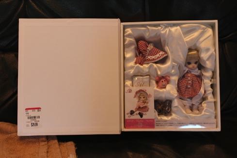 Packaging of Cuphea