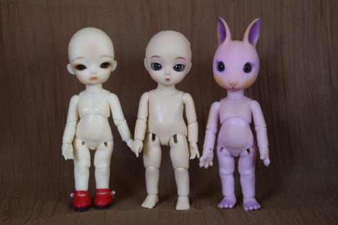 Hujoo Baby is, Ai Painted Sage, Junky Spot Nano Rabi