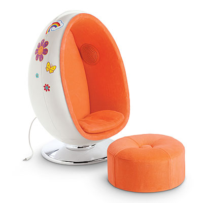 Julie's Egg Chair