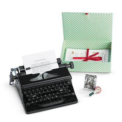 Kit's Typewriter