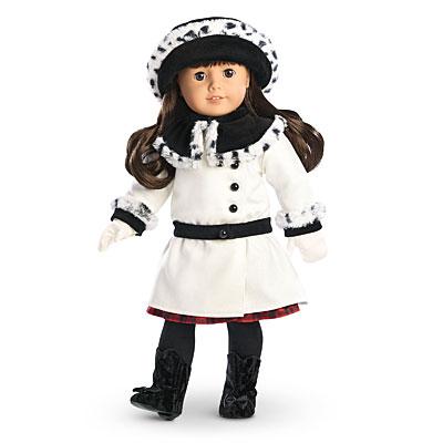 Samantha's Fancy Coat
