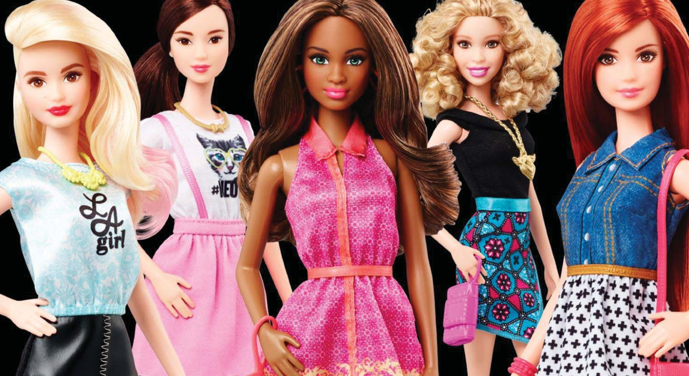 Barbie rebranding image from http www fashiondollworld de 2014