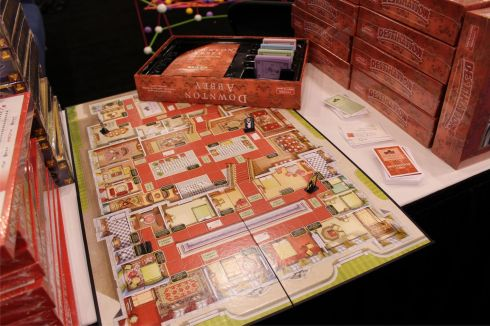 Downton Abbey 'Clue' like game