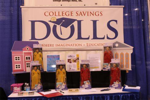 College Savings Dolls