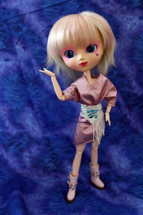 Custom Make It Own Pullip/Obitsu Jem