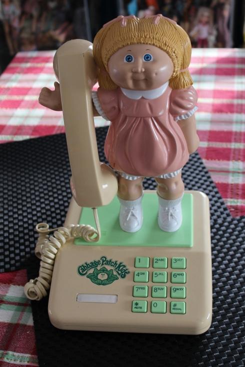 CPK's 1984 Phone