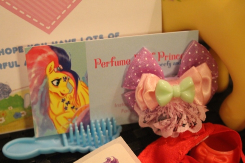 Bow by Perfume Puff Princess