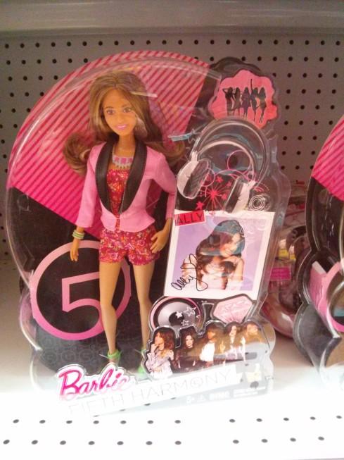 Fifth Harmony Doll