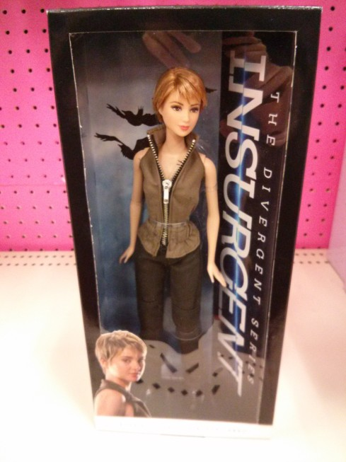 Insurgent Barbie