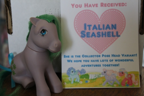 Italian Seashell