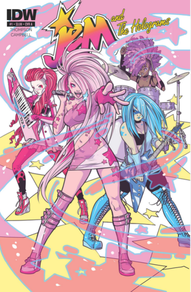Jem Cover Art
