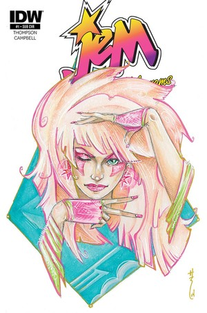 Jem Cover by Sara Richard (Sub Cover)