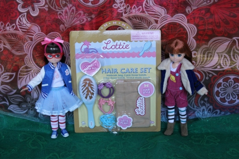Lottie Girls and Hair Care Set