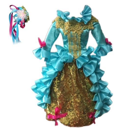 Clara's Party Dress