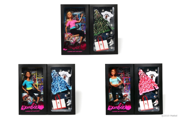 Barbie Meets Bape Confessions Of A Doll Collectors Daughter